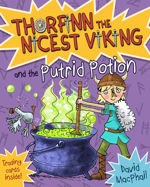 Thorfinn the Nicest Viking and The Putrid Potion